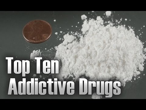 The 10 Most Addictive Drugs in the World – Dailysmash co uk