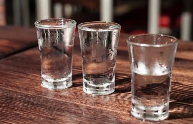 vodka-shots